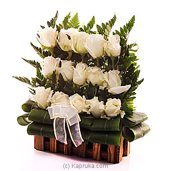 Ivory Surprise Online at Kapruka | Product# flowers00T426