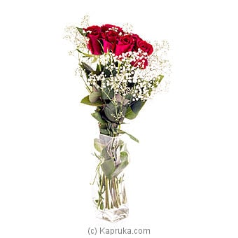 Ravishing Reds Online at Kapruka | Product# flowers00T493