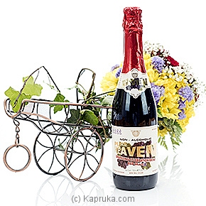 Sparkling Celebration Online at Kapruka | Product# flowers00T527