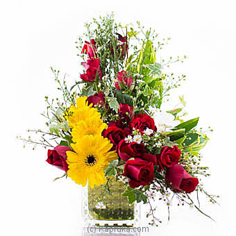 Bright Blooms Online at Kapruka | Product# flowers00T533
