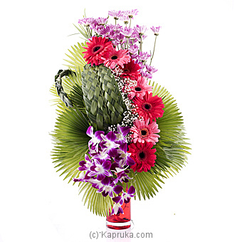 Lovely Ikebana Online at Kapruka | Product# flowers00T666