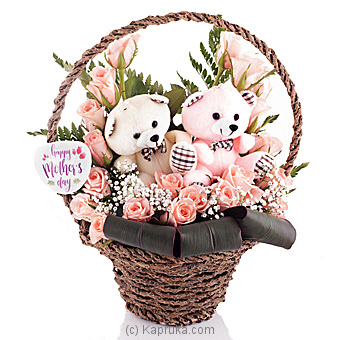 Spring Blooms To The Beautiful Mom Online at Kapruka | Product# flowers00T757