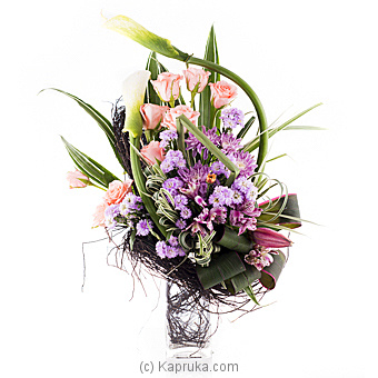 Charming Blooms Online at Kapruka | Product# flowers00T791
