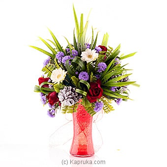 Precious Holiday Tradition Online at Kapruka | Product# flowers00T796