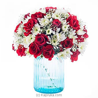 Forever Yours Online at Kapruka | Product# flowers00T801