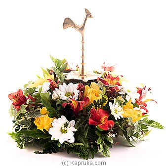 Thaipongal Creations Online at Kapruka | Product# flowers00T803