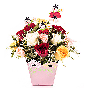Cherish My Love Online at Kapruka | Product# flowers00T821