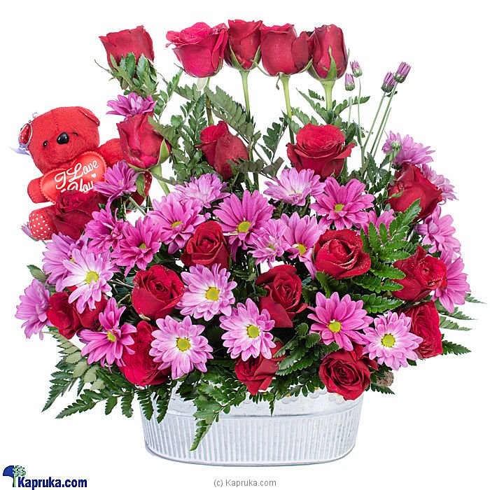 Sweet Affection Online at Kapruka | Product# flowers00T817