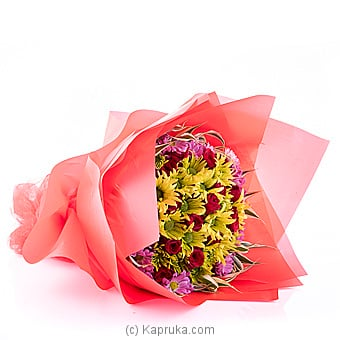 Blossom Spectacular bouquet at Kapruka Online