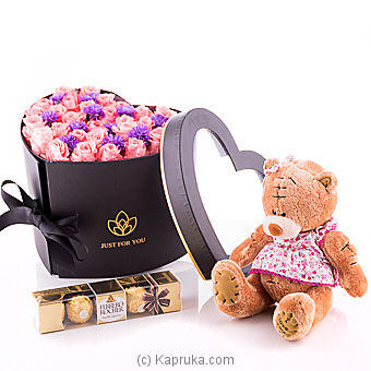 Because I Love You Online at Kapruka | Product# flowers00T886