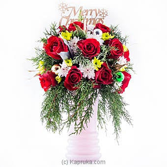 Joy Of Christmas Online at Kapruka | Product# flowers00T893