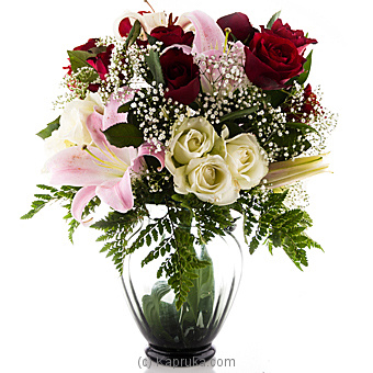Sweet Devotion Online at Kapruka | Product# flowers00T890