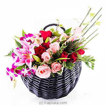 Blushing Beauty Online at Kapruka | Product# flowers00T880