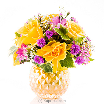 Sunshine Blooms Online at Kapruka | Product# flowers00T881