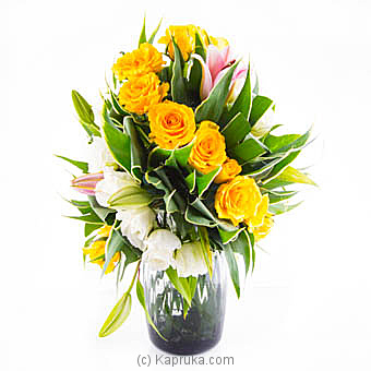 Golden Dawn Online at Kapruka | Product# flowers00T906