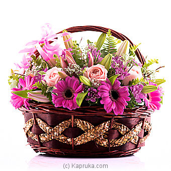 Beautiful Fairy Garden Online at Kapruka | Product# flowers00T949