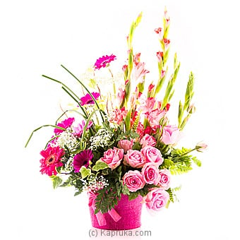 Rewards For Gorgeous You Online at Kapruka | Product# flowers00T956
