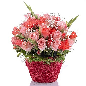 Exotic Blooms For Her at Kapruka Online for flowers