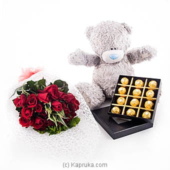 Truly Grateful Online at Kapruka | Product# flowers00T968