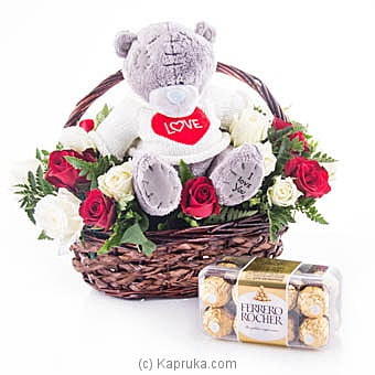 Flowery Celebrations  Online at Kapruka | Product# flowers00T970
