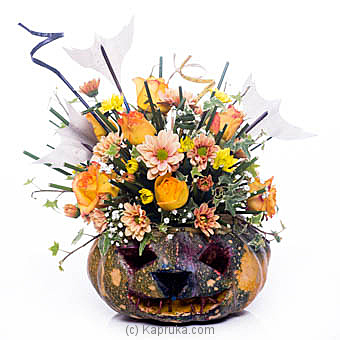 Laughing Pumpkin Online at Kapruka | Product# flowers00T1012