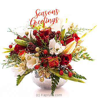 Floral Greetings Online at Kapruka | Product# flowers00T1037