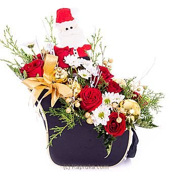 Flowers From Santa Online at Kapruka | Product# flowers00T1039