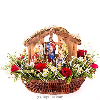 Crib In Bethlehem Online at Kapruka | Product# flowers00T1044