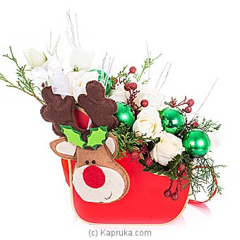 Christmas Bunch Online at Kapruka | Product# flowers00T1040