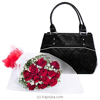 Chic And Charmer Online at Kapruka | Product# flowers00T1094