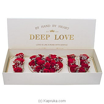 Deeply Stuck In Love Online at Kapruka | Product# flowers00T1095