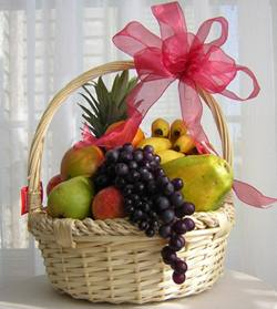 The Fresh Fruit Basket Online at Kapruka | Product# fruitbsk0010