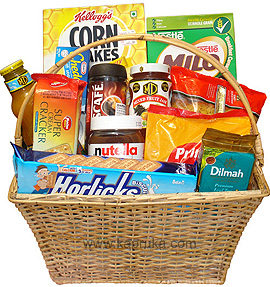 Breakfast Pack at Kapruka Online for hampers