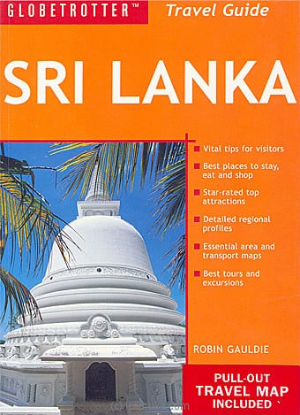 Travel Guide Map Of Sri Lanka at Kapruka Online for merchandise_general