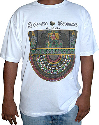 Moon Stone T-Shirt at Kapruka Online for merchandise_general