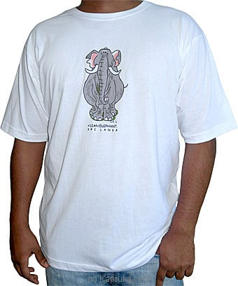 Elephant T-Shirt at Kapruka Online for merchandise_general