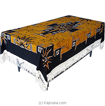 Batik Table Cloth 2 at Kapruka Online for merchandise_general