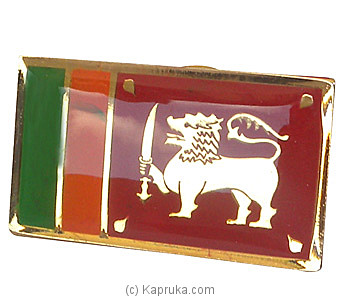 Sri Lanka Pin Badge at Kapruka Online for merchandise_general