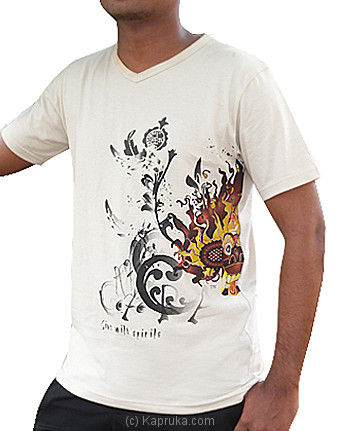 Gara T-Shirt at Kapruka Online for merchandise_general