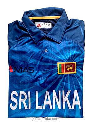 World Cup Winning SL Shirt at Kapruka Online for merchandise_general