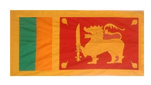 Sri Lankan National Flag (40`` x 24``) at Kapruka Online for merchandise_general