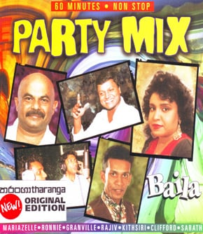 Party Mix - Baila at Kapruka Online for music
