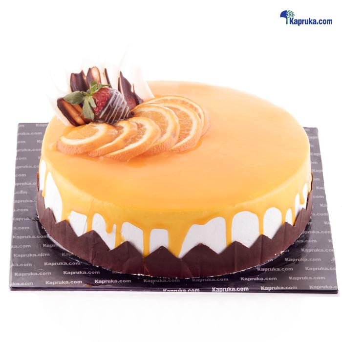 Buy Orange Gateau Cake - Kapruka