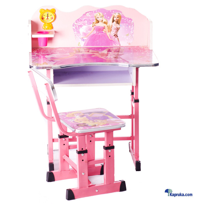 Online Shopping Study Table: Top Seller Barbie Kids Study Table Direct Imports