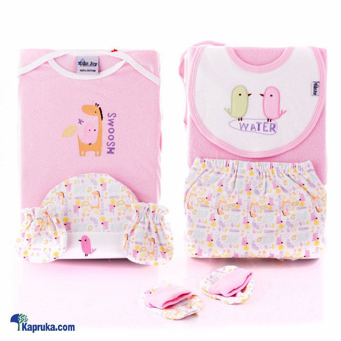 ec72ef984 Price of `Kids Joy`Gift Set For New Born Baby Girl Kiddies and Toys ...