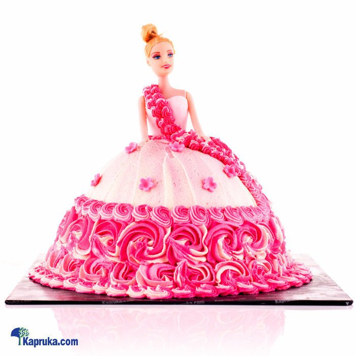 Kapruka Clara Barbie Doll Cake