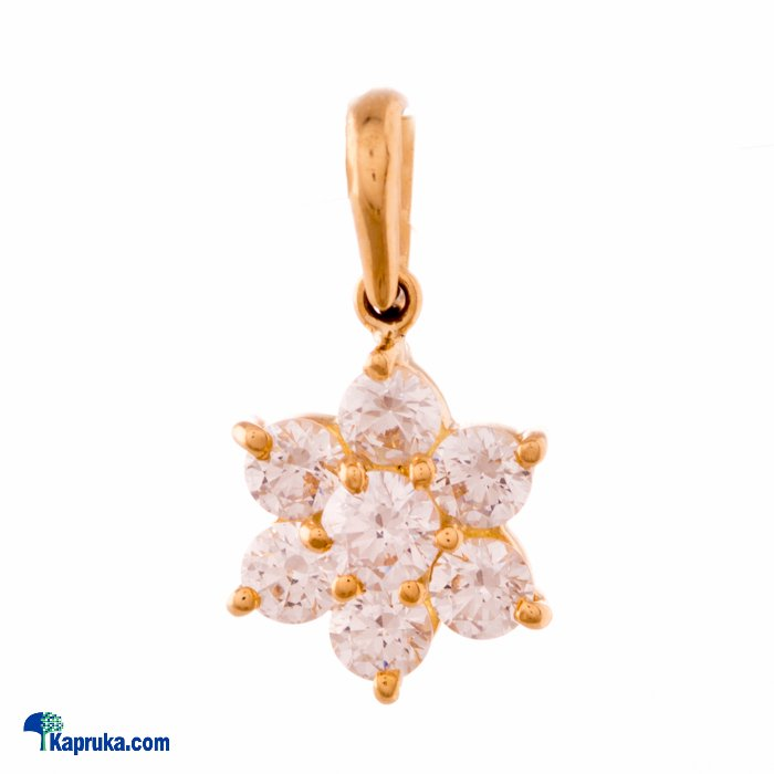 Shop for 22k gold pendant set with 7cz rounds vogue jewellers shop for 22k gold pendant set with 7cz rounds vogue jewellers kapruka aloadofball Images