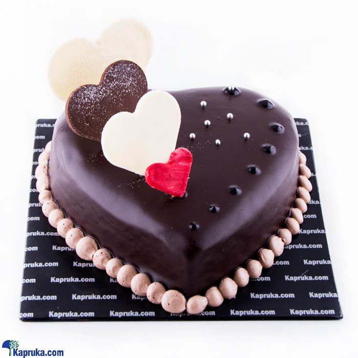 Get Best Of My Love Chocolate Cake Online price in Sri ...