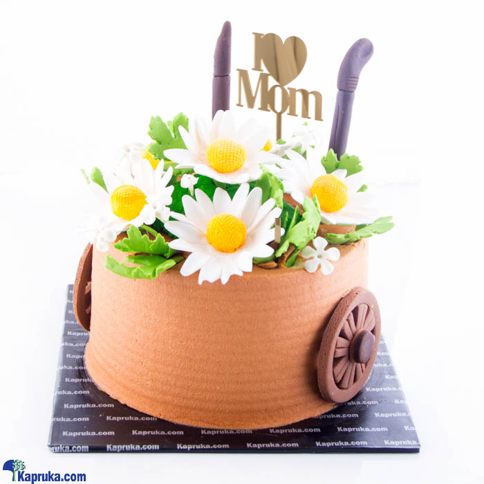 Get `Charming Love` Chocolate Cake Online price in Sri ...
