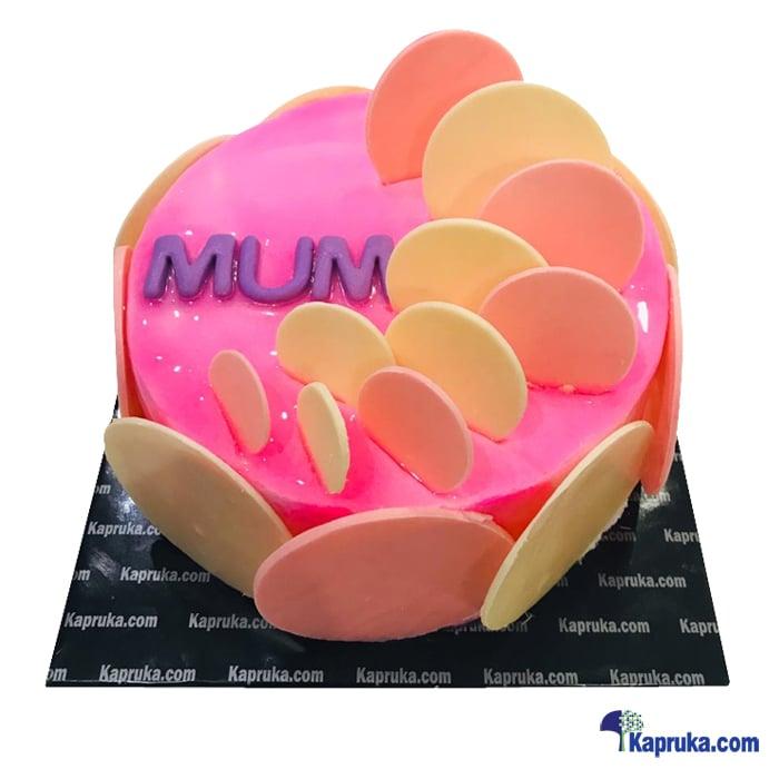 Kapruka.com: For My Mom With Love Vanilla Cake Price in ...